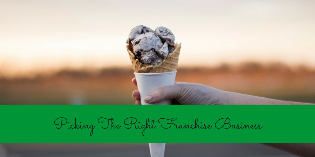 Picking The Right Franchise Business